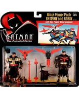 Batman The Animated Series Ninja Power Batman & Robin