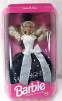 Barbie Doll Satin Nights Limited Edition