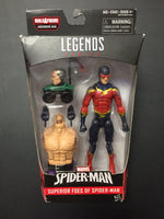 Marvel Legends Series Superior Foes of Spider-Man Marvel's Speed Demon