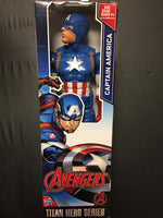 Marvel Avengers Titan Hero Series Captain America Figurine