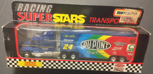 #24 jeff Gordon 1996 Dupont Transporter from Matchbox