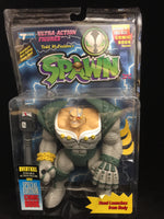 Spawn Overkill Figurine & Comic Book