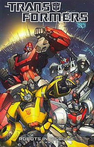 The Transformers Robots In Disguise Graphic Novel
