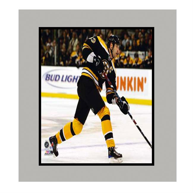 11x14 Mat - Zdeno Chara Boston Bruins