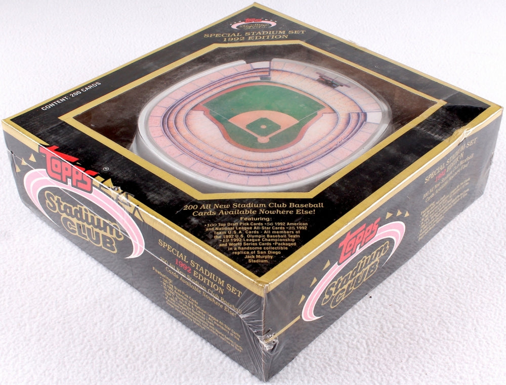 1992 Topps Stadium Club Special Edition