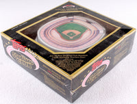 The set features 100 Top Draft Picks, 56 American and National League All-Stars, 25 Team USA (all 25 members of the 1992 U.S. Olympic Baseball Team), and 19 League Championship and World Series cards. The set was packaged in a replica of San Diego Jack Murphy Stadium.