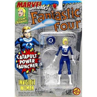 Fantastic Four Invisible Woman Figurine Marvel Super Heroes