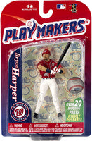 Mcfarlane Toys MLB Playmakers Series Bryce Harper Figure