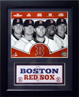 11x14 Deluxe Frame - 2013 Boston Red Sox
