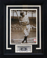 11x14 Deluxe Frame - Babe Ruth New York Yankees