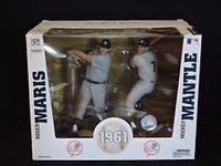 McFarlane Roger Maris and Mickey Mantle 2-Pack Cooperstown Collection