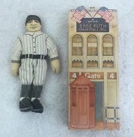 Babe Ruth Collectible Doll