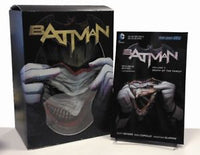 Batman Joker Mask and Book set