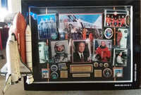 """The Right Stuff"" John Glenn was Famous Astronaut & Senator"