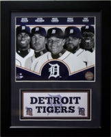 11x14 Deluxe Frame - 2013 Detroit Tigers