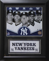 11x14 Deluxe Frame - 2013 New York Yankees