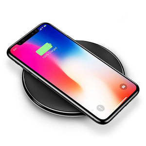 huge selection of a971a 763e6 iPhone Wireless Charger Pad - QI Charging Station w/ USB Cable ...