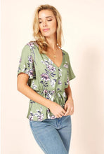 WANDERER DRAWSTRING TOP