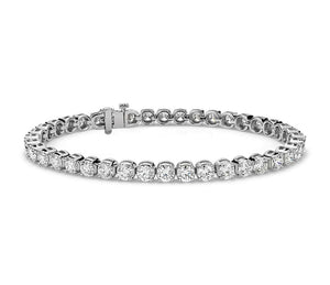 7.00CT Diamond Tennis Bracelet