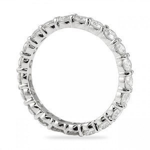 3.50CT Shared Prong Eternity Ring