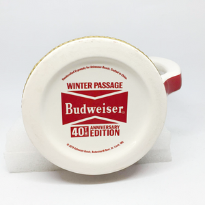 2019 Budweiser Holiday Stein- 40th Year Anniversary
