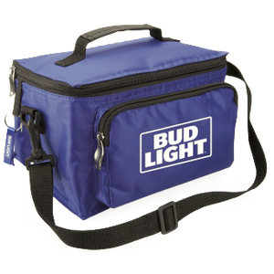 Bud Light 6 PK Cooler