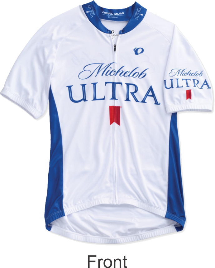 Michelob Ultra Cycling Jersey