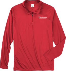 Budweiser Clydesdale 1/4 Zip Pullover