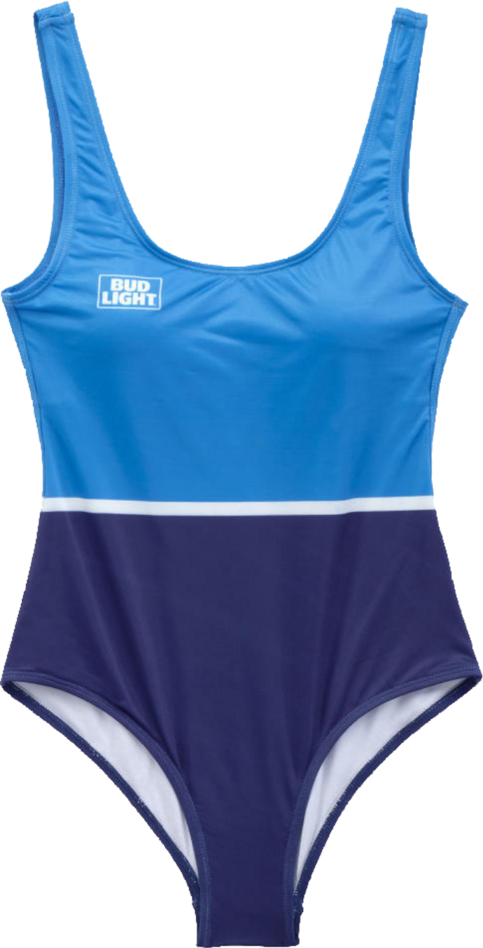 Bud Light Ladies Swimsuit