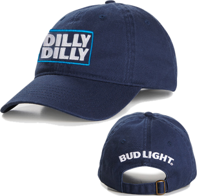 Bud Light Dilly Dilly Cap