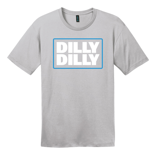 Bud Light Dilly Dilly Gray T-Shirt