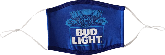 Bud Light Face Mask