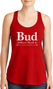 Budweiser Ladies Tank Top