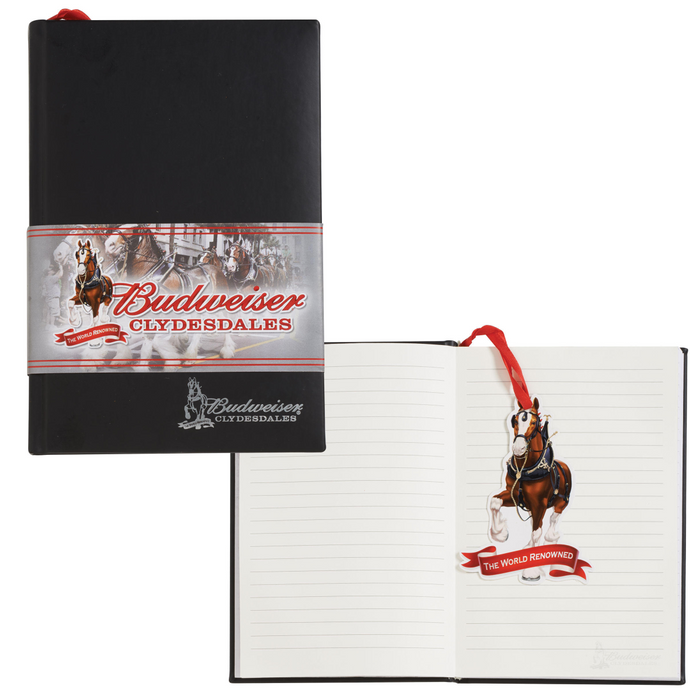 Budweiser Clydesdale Journal Book