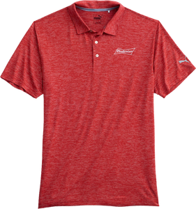 Budweiser Puma Red Polo