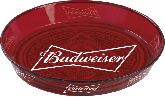 Budweiser Serving Tray