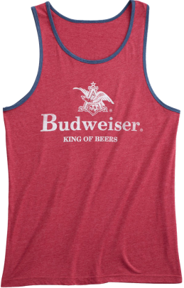 Budweiser Eagle Tank Top