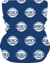 Busch Light Face Cover- Mask- Bandana- Gaiter