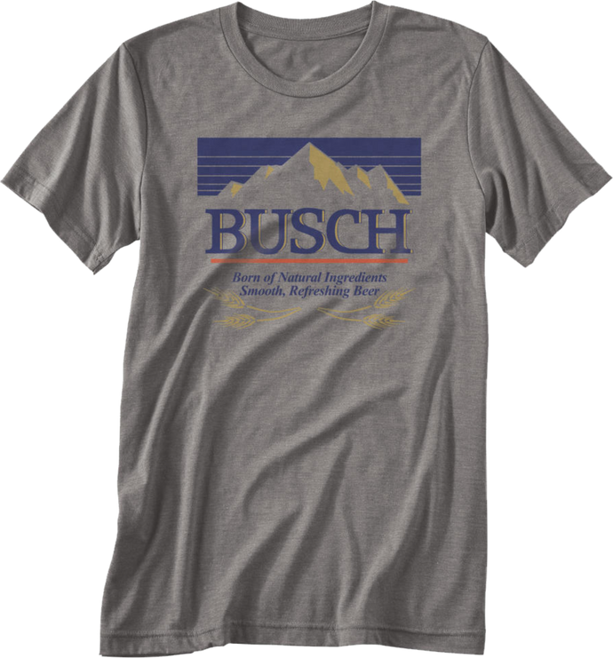 Busch Gray T- Shirt