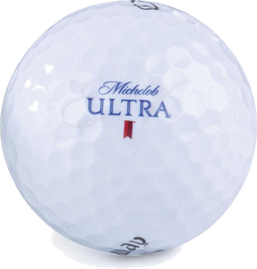 Michelob Ultra Callaway Golf Balls