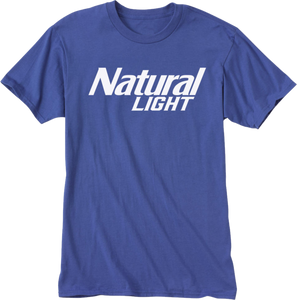 Natural Light Royal T- Shirt