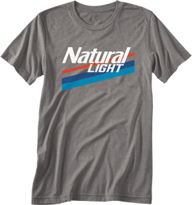 Natural Light Gray T- Shirt