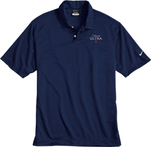 Michelob Ultra Nike Navy Polo