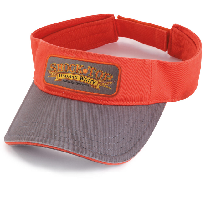 Shock Top Visor