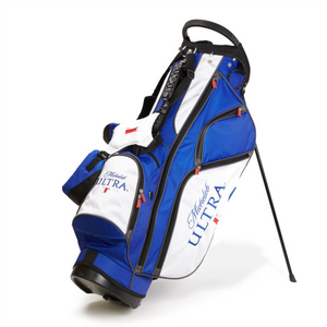 Michelob Ultra Golf Bag With Stand
