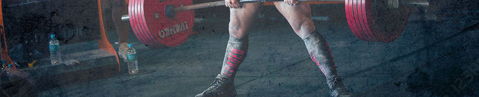 powerlifting deadlift socks