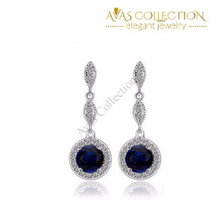 Elegant Big Drop Earrings