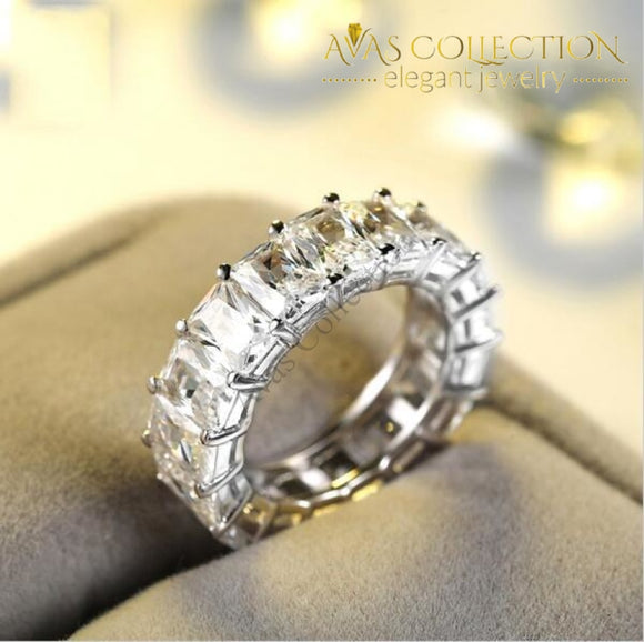 Eternity Band Rings