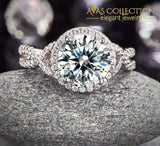 3 Carat Luxury Ring Rings