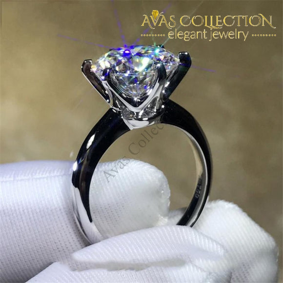 Solitaire Ring 1.5Ct Engagement Rings